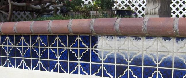 Pool Tile Cleaning  Clarendon