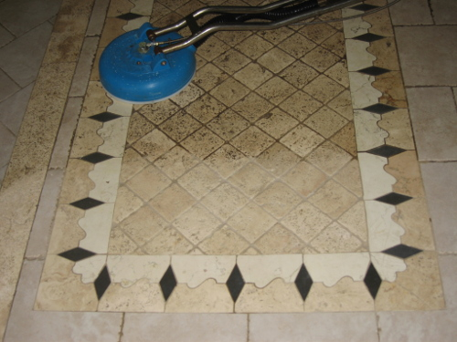 Tile Cleaning And Finished