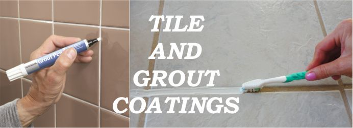 Tile and Grout Coatings