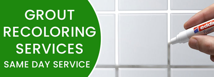 Grout Recoloring Services Waterford