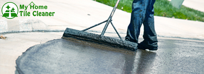 Professional Concrete Sealing